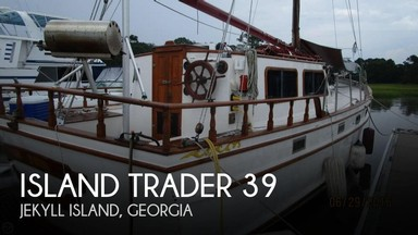 Used Boats: Island Trader 39 for sale