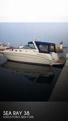 Used Boats: Sea Ray 380 Sundancer for sale