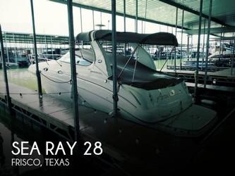 Used Boats: Sea Ray 280 Sundancer for sale