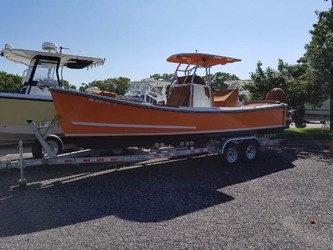 Used Boats: Eastern 24′ Eastern Classic Center Console for sale
