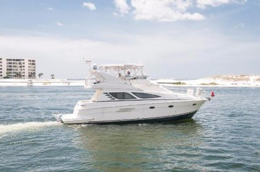 Used Boats: Silverton 43 Sport Bridge for sale
