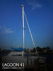 Used Boats: Lagoon 41 for sale