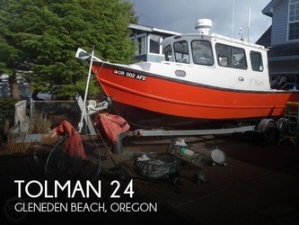 Used Boats: Tolman Tolman 24 for sale