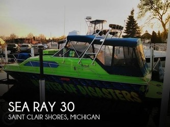 Used Boats: Sea Ray 30 for sale