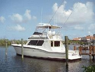 Used Boats: Hatteras Convertible for sale