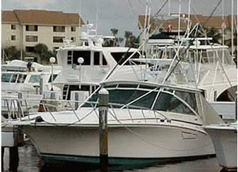 Used Boats: Cabo 45 Express for sale