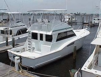 Used Boats: Hatteras 45 Convertible for sale