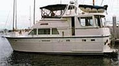 Used Boats: Hatteras Flybridge for sale