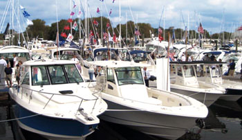 Norwalk International In-Water Boat Show