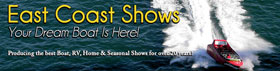 champlain valley boat show logo