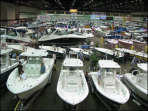 Chicago Boat Show 2020.Chicago Boat Show 2020