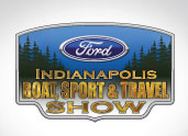 Logo for Indianapolis Boat, Sport & Travel Show