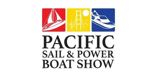 Pacific Sail & Power Boat Show Logo