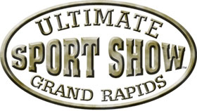 Logo for Ultimate Sport Show Grand Rapids