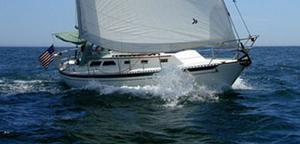 Islander Sailboat image