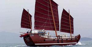 Cheoy Lee Sail image