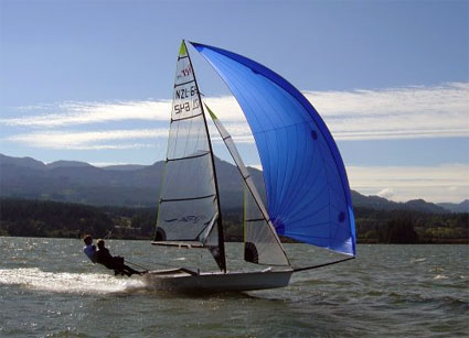 Laser Performance Sailboats
