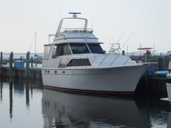 40' Egg Harbor 40 Motor Yacht