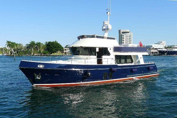 54' Privateer Pilothouse