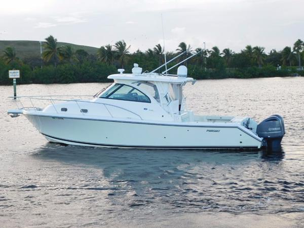 34' Pursuit 345 Offshore