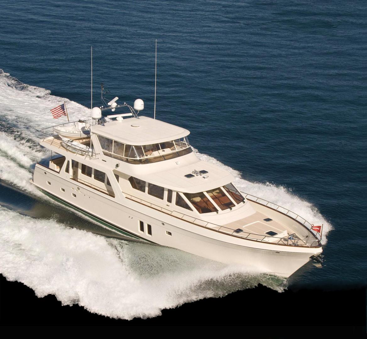 76' Offshore Yachts 76/80 Motoryacht