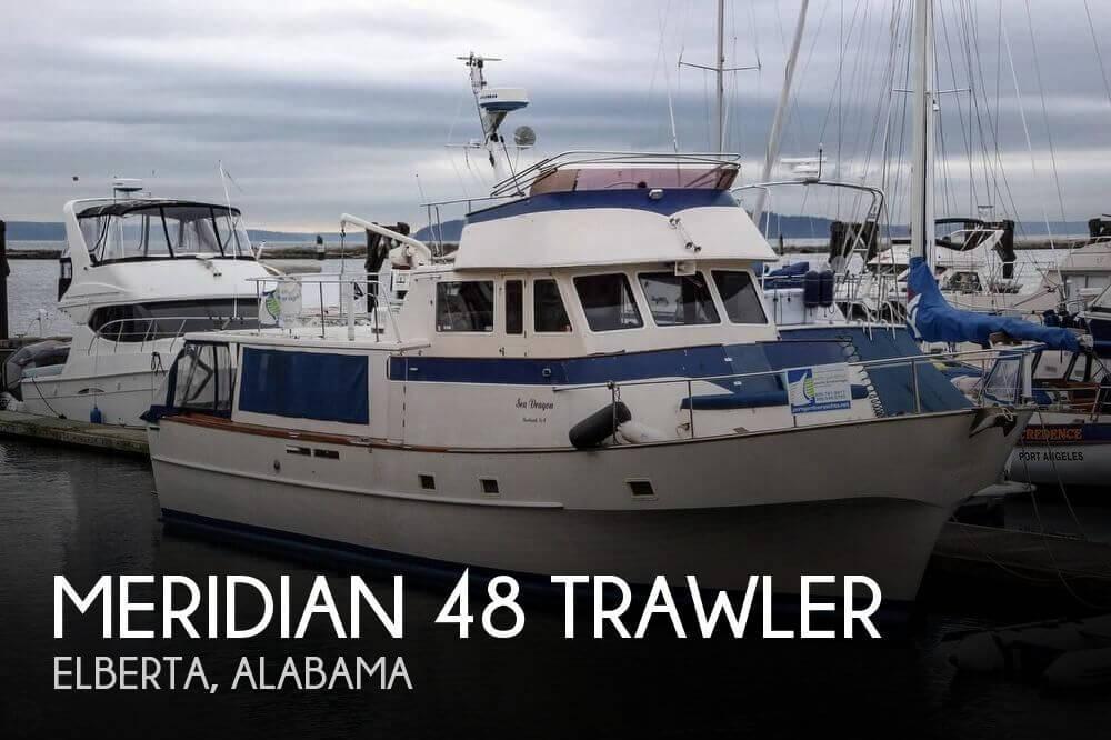 47' Meridian 48 Trawler