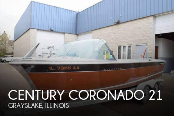 21' Century Coronado 21