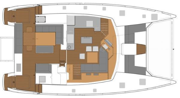 50' Fountaine Pajot, Listing Number 100762328, - Photo No. 17