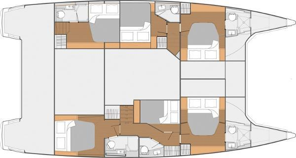 50' Fountaine Pajot, Listing Number 100762328, - Photo No. 19