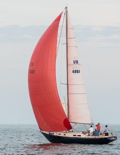 41' C & C Yachts Redline 41