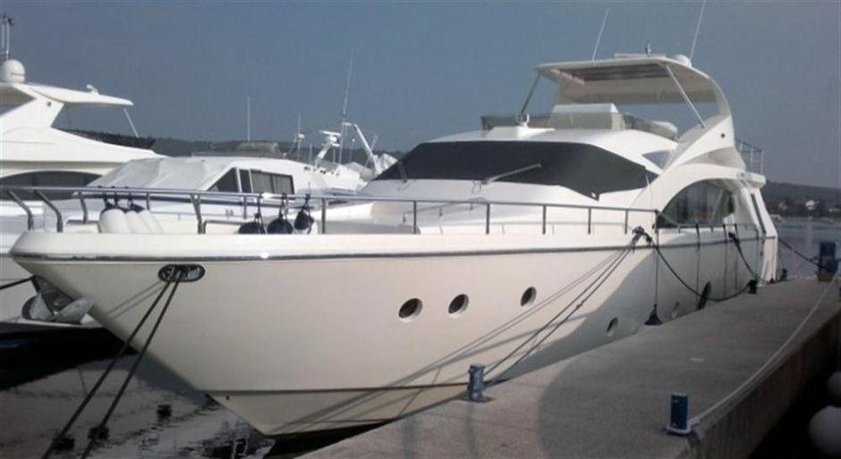 75' AICON YACHTS 75 Fly