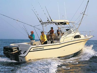 Used Boats: Grady-White Marlin 300 for sale