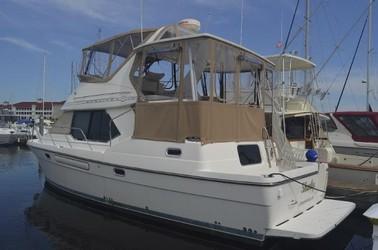Used Boats: Bayliner 4087 Cockpit Motoryacht Diesel for sale