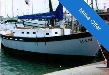 Used Boats: Tahiti 33 Sailboat for sale