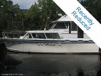 Used Boats: Hatteras 41 DCMY Diesel for sale