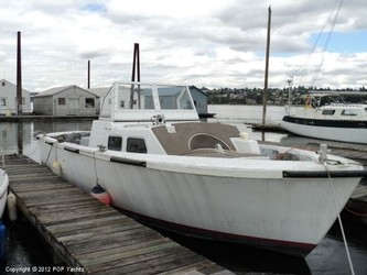 Used Boats: Uniflite 36 LCPL Landing Craft Personnel Boat for sale