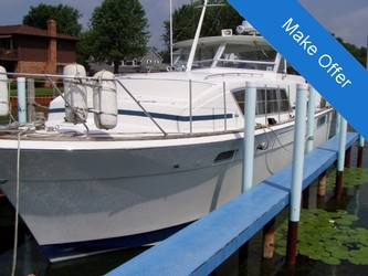 Used Boats: Chris-Craft 41 Commander for sale