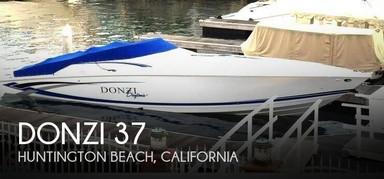 Used Boats: Donzi 38 ZX Daytona for sale