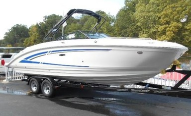 Used Boats: Sea Ray 270 Sundeck for sale