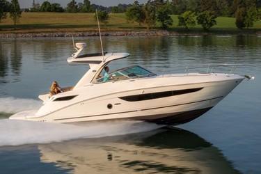 Used Boats: Sea Ray 350 Sundancer for sale