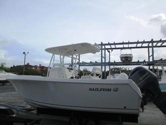 Used Boats: Sailfish 240 CC for sale