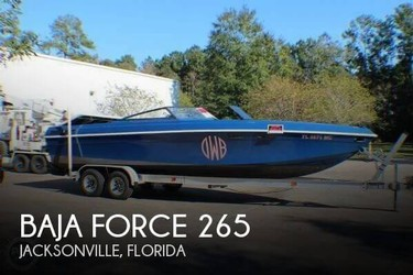 Used Boats: Baja Force 265 for sale
