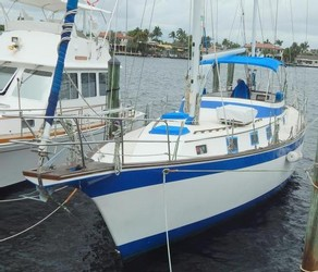 Used Boats: Endeavour Center Cockpit Ketch for sale