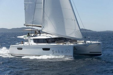 Used Boats: Fountaine Pajot SABA 50 for sale