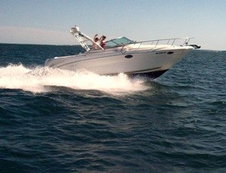 Used Boats: Sea Ray Amberjack for sale