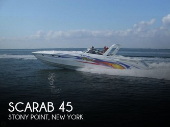 Used Boats: Scarab Meteor 5000 for sale