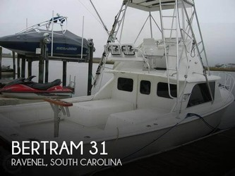 Used Boats: Bertram 31 for sale