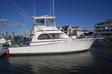Used Boats: Egg Harbor 43 Sport Fisherman for sale