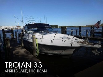 Used Boats: Trojan 10 Meter Sport Exp for sale
