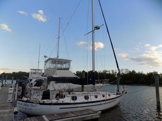 Used Boats: Pacific Seacraft 34 for sale